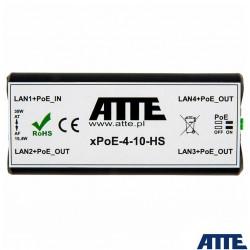 Swich PoE, extender, xPoE‑4‑11‑HS ATTE