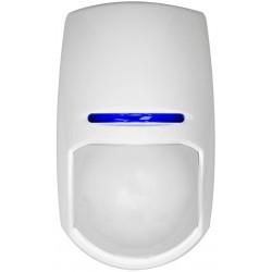 Czujka PIR wew. PET, podwójny sensor, Blue Wawe, Pyronix KX10DP