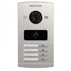 Stacja bramowa IP Hikvision DS-KV8402-IM (4 przyciski)