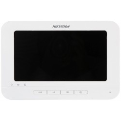 """Monitor LCD 7"""" IP Hikvision DS-KH6210-L"""