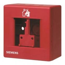 Obudowa czerowna z kluczem SIEMENS FDMH291-R
