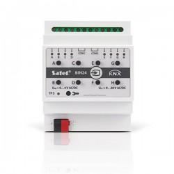 KNX-BIN24 Uniwersalny moduł wejść binarnych KNX