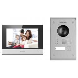 Zestaw wideodomofonowy IP Hikvision DS-KIS703-P