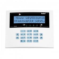 CA - 10 BLUE - L manipulator LCD SATEL