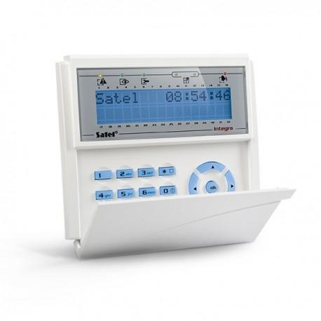 INT - KLCD - BL manipulator LCD SATEL