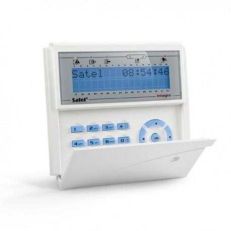 INT - KLCDR - BL manipulator LCD SATEL