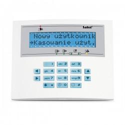 INT - KLCDL - BL manipulator LCD SATEL