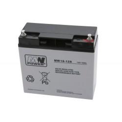 Akumulator MW Power 18Ah 12 V