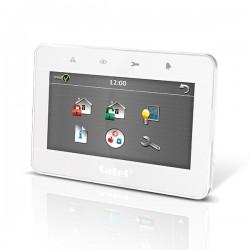 INT-TSG-WSW Manipulator z ekranem dotykowym biały