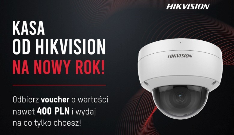 HIKVISION na nowy rok